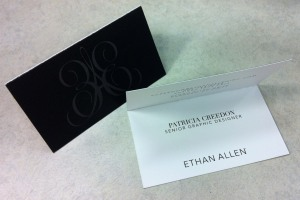 EA Business card