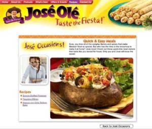 José Olé Website