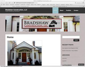 Bradshaw Construction Site