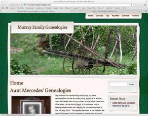 MFG WordPress Website