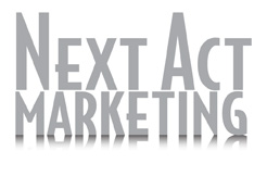 Next Act Marketing Logo