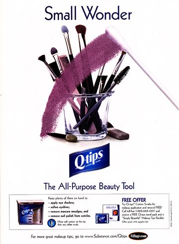 Q-Tips ad