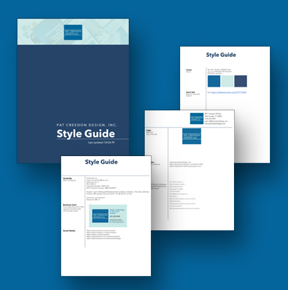 My company style guide