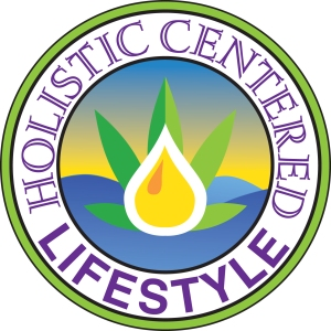 Logo for holistic products