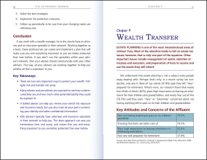 book on retirement